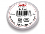 WELLER - T0051301099 - Desoldering braid 1.5 mm / 1.5 m, WL16373