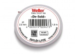 WELLER - T0051301199 - Desoldering braid 2.0 mm / 1.5 m, WL16374