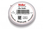 WELLER - T0051301299 - Desoldering braid 2.5 mm, WL36572