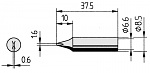ERSA - 842YD-LF - Soldering tip for ANA- / DIG-Tool (self service), WL36052