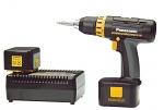PANASONIC - EY-6432-NQKW - Cordless screwdriver 1.0 - 6.9 Nm, WL17975