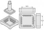 JBC - C245-247 - SMD desoldering tip for T245, WL20751