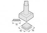 JBC - C245-315 - SMD desoldering tip for T245, WL23354