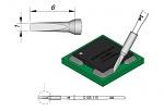 JBC - C105-115 - Löt-/Entlötspitze für Nano, meißelförmig, gerade, WL28934