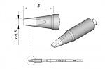 JBC - C105-213 - Löt-/Entlötspitze für Nano, meißelförmig, gerade, WL29030