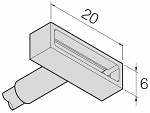JBC - C245-311 - Special soldering tip for T245, WL30206