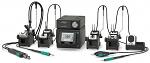 JBC - DMPSE-2QA - 4 Tool DME Lötstation mit elektrischer Pumpe, WL45631
