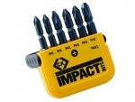 C.K - T4512 - Hammer drill bit set PH, WL36308