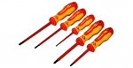 C.K - T4728 - Screwdriver set, 5 pcs, WL27398