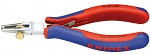 KNIPEX - 11 92 140 - Wire stripper, D = 0.1 - 0.8 mm, WL19461