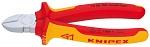 KNIPEX - 70 01 125 - Side cutter, WL23974