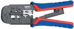 KNIPEX - 97 51 10 - Crimping pliers for western plug, WL33455
