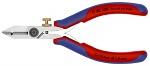 KNIPEX - 11 82 130 - Elektronik-Abisolierschere, WL32671