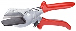 KNIPEX - 94 15 215 - Cutter for ribbon cables, WL30270