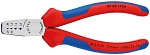KNIPEX - 97 62 145 A - Crimping Pliers for end sleeves (ferrules), WL36893