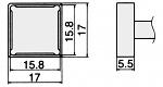 HAKKO - T12-1208 - Lötspitze für FM-2027 / FM-2028, WL23160