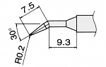 HAKKO - T22-D32 - Soldering tip for FM-2030/FM-2031, WL31193