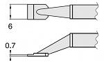 HAKKO - T8-1005 - Entlötspitzenpaar für FM-2022, WL23409