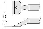 HAKKO - T8-1008 - Entlötspitzenpaar für FM-2022, WL23412