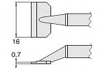 HAKKO - T8-1009 - Entlötspitzenpaar für FM-2022, WL23413