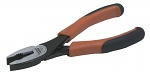 BAHCO - 2628G-180 - Combination pliers, slim, cutting edge, WL18245
