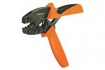 WEIDMÜLLER - HTG 58-59 - Crimpzange für Koax-Stecker, WL17562