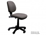 WARMBIER - 1700.ES.B - ESD work chair ECONOMY / blue, WL20425