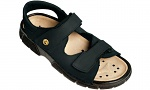 WARMBIER - 2550.2030.35 - ESD sandals, black, WL33793