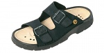 WARMBIER - 2550.2032.37 - ESD sandals, black, WL31214