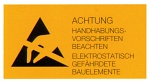 WARMBIER - 2850.3675.D - ESD warning sign (packaging), WL19541