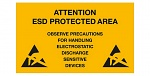 WARMBIER - 2850.150300.E - ESD warning sign, ESD area, WL33936