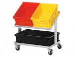WARMBIER - 5390.232.DS - ESD transport trolley, 615 x 415 mm, WL25918