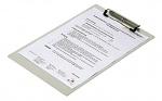 WARMBIER - 5600.500.A4 - ESD-Klemmbrett DIN A4, weiß, WL21018