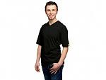 WARMBIER -  2660.TV.XS - ESD T-Shirt V-neck, black, XS, WL35788