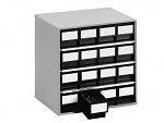 TRESTON - 1630-4ESD - ESD storage bin cabinet 3010-4ESD, WL36943