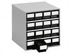TRESTON - 1640-4ESD - ESD storage bin cabinet 4010-4ESD, WL36945