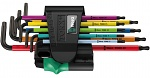 WERA - 05024335001 - L-key set, metric 9-piece, WL42336