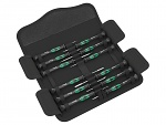 WERA - 2050-PH - Kraftform Micro 12 Electronics 1 Screwdriver set for electronic applications, WL44886