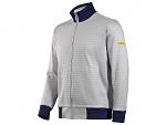 HB SCHUTZBEKLEIDUNG - Conductex SJ70-GB-XS - ESD sweatshirt jacket, WL27174