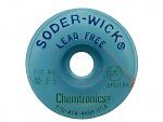 CHEMTRONICS  - SW40-2-10 - ESD desoldering braid, WL36271