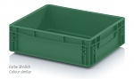 400-300-120-EG - Euro container 400 x 300 x 120 mm, mint green, WL39685