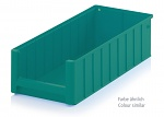500-234-140-EG - Shelf bin 500 x 234 x 140 mm, Traffic Green, WL39688