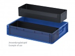 ESD-563-183-15-EK - ESD insert box 563 x 183 x 150 mm, WL36662