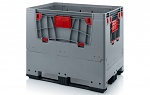 ESD KLK 1208 - BigBox klappbar, mit 4 Eingriffsklappen - 120 x 80 x 100 cm (de), WL45535