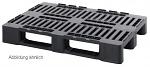 WEIDINGER - PA-1200-800 - Medium pallet 1200 x 800 x 160 mm, WL33474