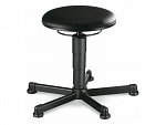 BIMOS - 9467-2571 - stool 1, artificial leather black, WL40311