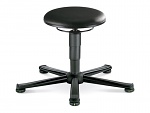 BIMOS - 9467E-2571 - ESD stool 1, artificial leather black, WL40373