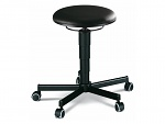 BIMOS - 9468-2571 - stool 2, artificial leather black, WL40321