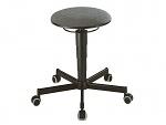 BIMOS - 9468-6801 - stool 2, fabric upholstery black, WL40317