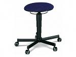 BIMOS - 9468-6802 - stool 2, fabric upholstery blue, WL40318